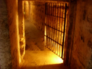 del Morro tunnel gate